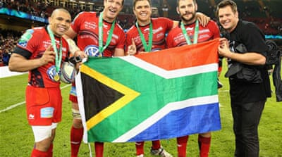 South Africa's rugby mercenaries