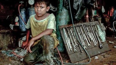 Children at work - Al Jazeera English