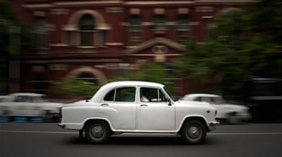In Pictures: India's iconic Ambassador car