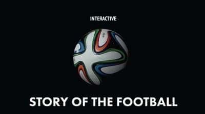 Brazuca: Story of the football