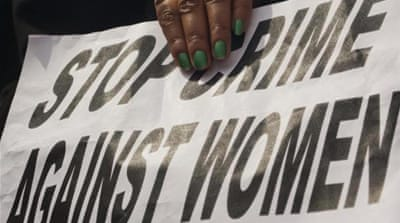 Government crime statistics show one rape is reported every 21 minutes in India [File- EPA]