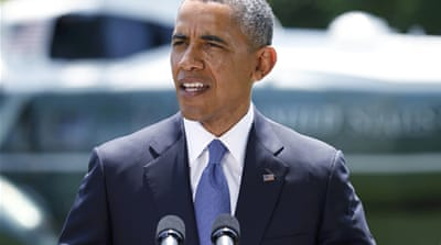 Obama: Iraq has to solve its own problems
