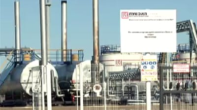 Russian oil giant criticised over environment