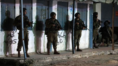 Israeli forces kill Palestinian during raids