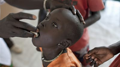 Spread of cholera puts strain on South Sudan