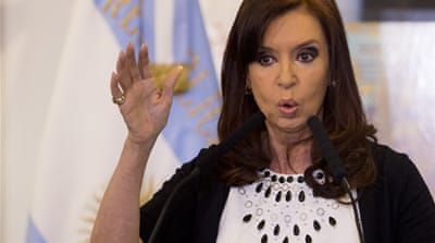 S&P downgrades Argentina's credit rating