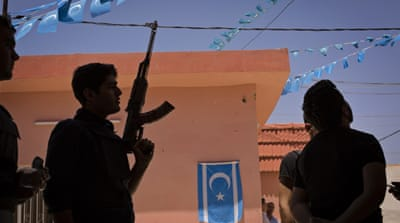 In Pictures: Tension in Kirkuk