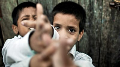In Pictures: India's missing children