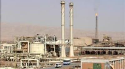 Fighting has raged for a second day at the Baiji refinery [file: Reuters]