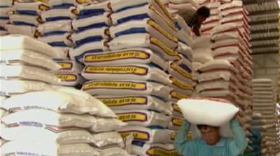 No end to woes of Thailand's rice farmers