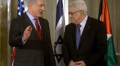 Abbas defends cooperation with Israel