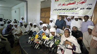Opposition divided over Sudan dialogue