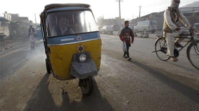 Corruption rife in Afghan traffic departments