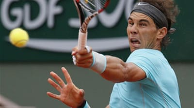 Nadal beat Ferrer in the 2013 French Open final [Getty Images]