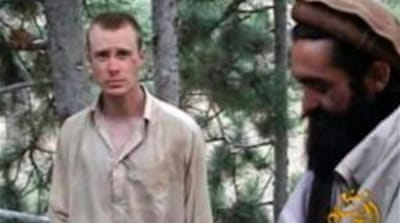 Bergdahl spent his time in captivity playing badminton, learning languages and cooking [IntelCenter]