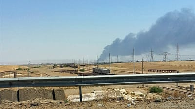 ISIL seizure of refinery 'has consequences'