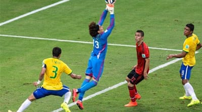 Ochoa, goalie who almost didn't make it