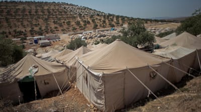 In Pictures: Life in Atmeh camp