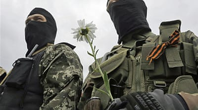 Rebels agree to respect Ukraine ceasefire