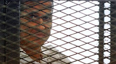 Peter Greste appeals against Egypt conviction