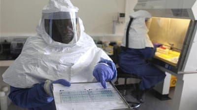 Ghana hosts crisis talks as Ebola toll rises