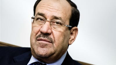 Maliki has been under international as well as domestic pressure to form an emergency government [AP]