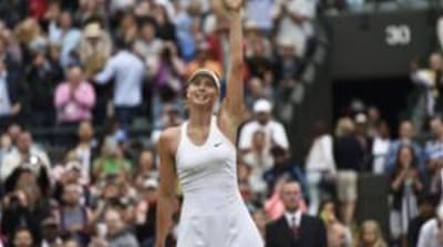 Sharapova brushed aside Bacsinszky in under an hour [Reuters]