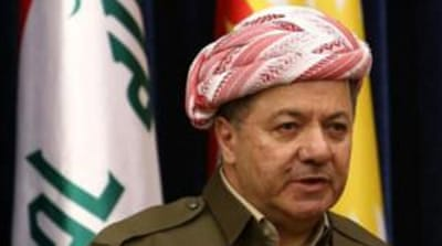 Iraq's Kurds rule out giving up Kirkuk