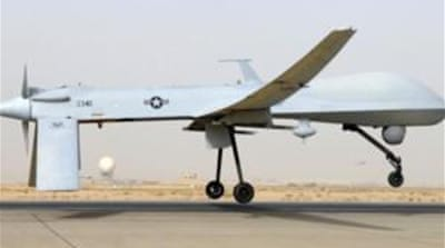 US lends support to Yemen's government with drone strikes on armed groups in the country [Reuters]