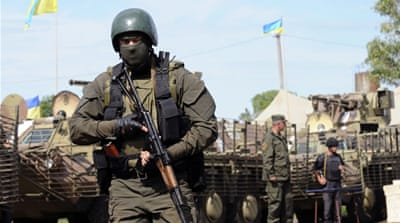 Ukraine troops killed in fresh attack