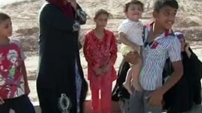 Iraqis flee to Jordan for medical treatment