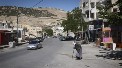 Many residents of Tafila say they are angry at the town's lack of economic opportunities [Megan O'Toole/Al Jazeera]