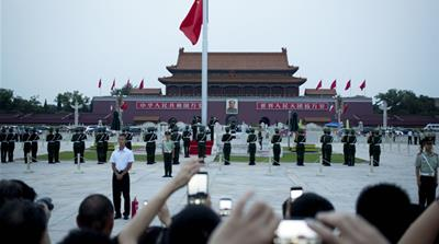 Remembering Tiananmen Square: Time to say 'no' to tyranny