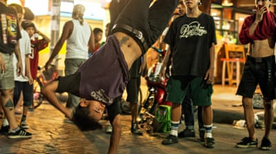 In Pictures: Bangkok nightlife after curfew