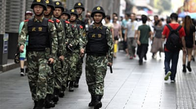 China executes 13 for Xinjiang attacks
