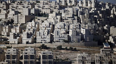 The majority of the homes will be in the Israeli-occupied West Bank [AP]
