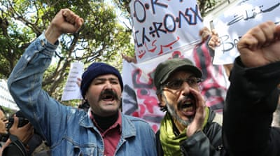 Divisions run deep within Algerian opposition