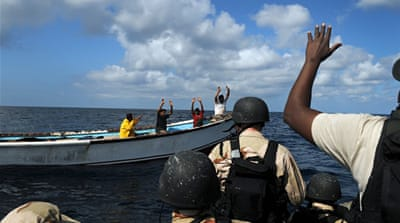 According to estimates, Somali piracy netted $160m, and cost the world economy some $7bn in 2011 [EPA]