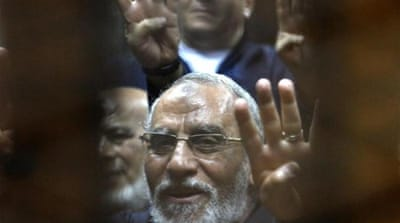 Badie was arrested in a crackdown following the military coup in July last year [EPA]