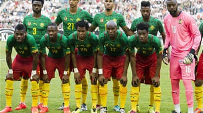 Cameroon had similar disagreements before the 2002 World Cup [AFP]