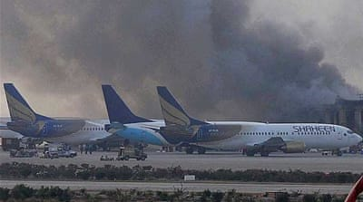 Kin of Karachi airport victims seek justice