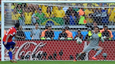 The psychology of penalty shootouts