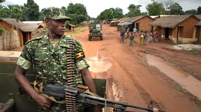 In Pictures: Uganda's army hunts down Kony