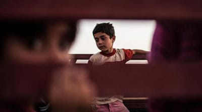 In Pictures: Iraqis flee to Kurdistan Region