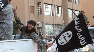 Baghdadi's announcement of a caliphate further widens the split with his rivals in al-Qaeda [AP]