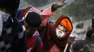 In Pictures: Pilgrims' progress in Kashmir