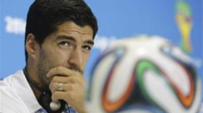 Suarez has appealed against his four-month worldwide ban [AP]