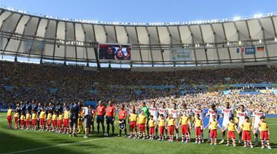World Cup final tickets turn extortionate