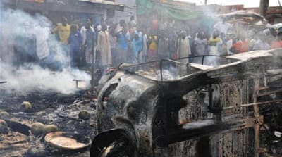 Deaths reported in Boko Haram raid in Nigeria