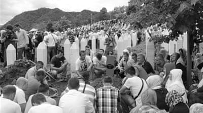Srebrenica holds a memorial every year for the victims of the 1995 massacre [Zulfikar Filandra/Al Jazeera]
